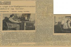 Bilde av Norsk Radio Relæ Liga avd. Sandefjord