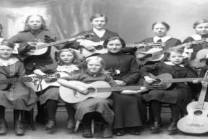 Bilde av Gitargruppe