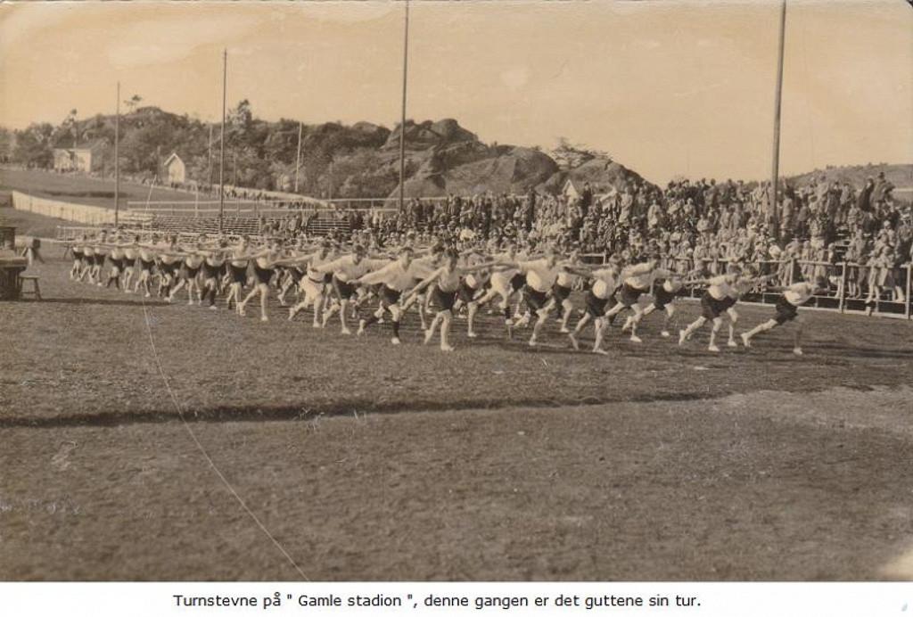 Bilde av Turnstevne