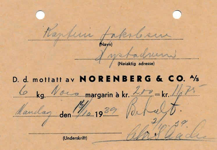 Bilde av Norenberg & Co A/S