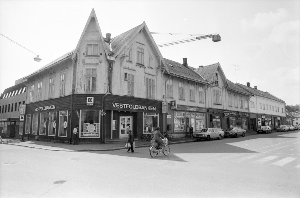 Bilde av Aagaards plass 1 Vestfoldbanken