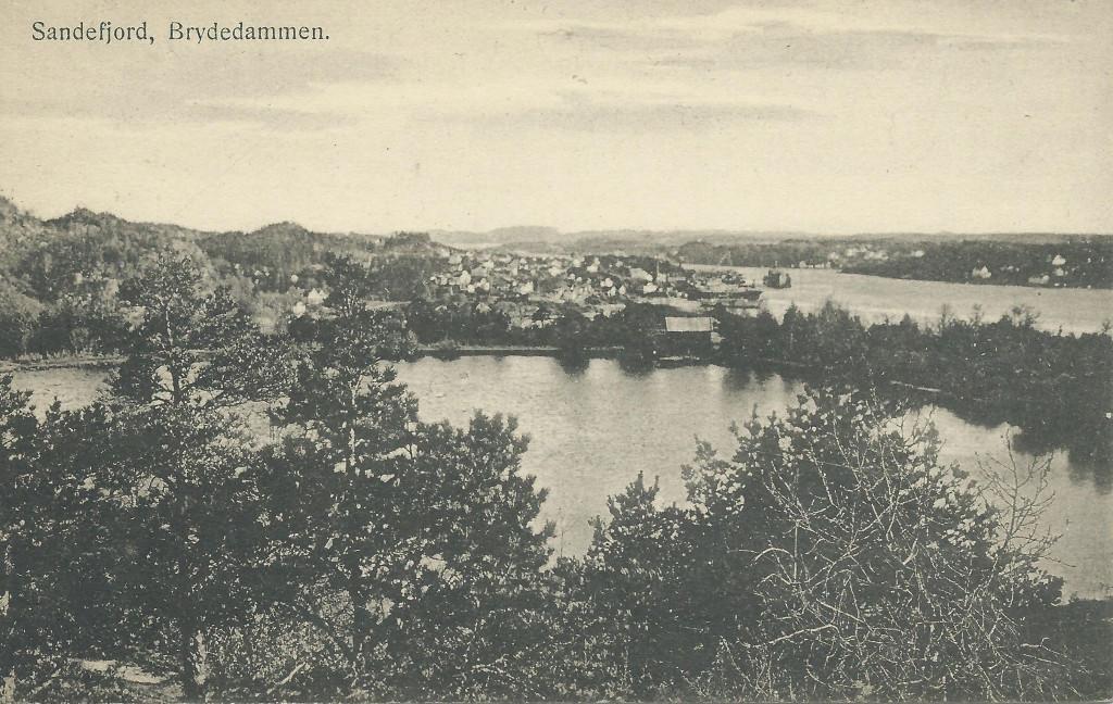 Bilde av Brydedammen