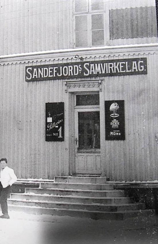 Bilde av Sandefjord Samvirkelag / Bryggegaten 6