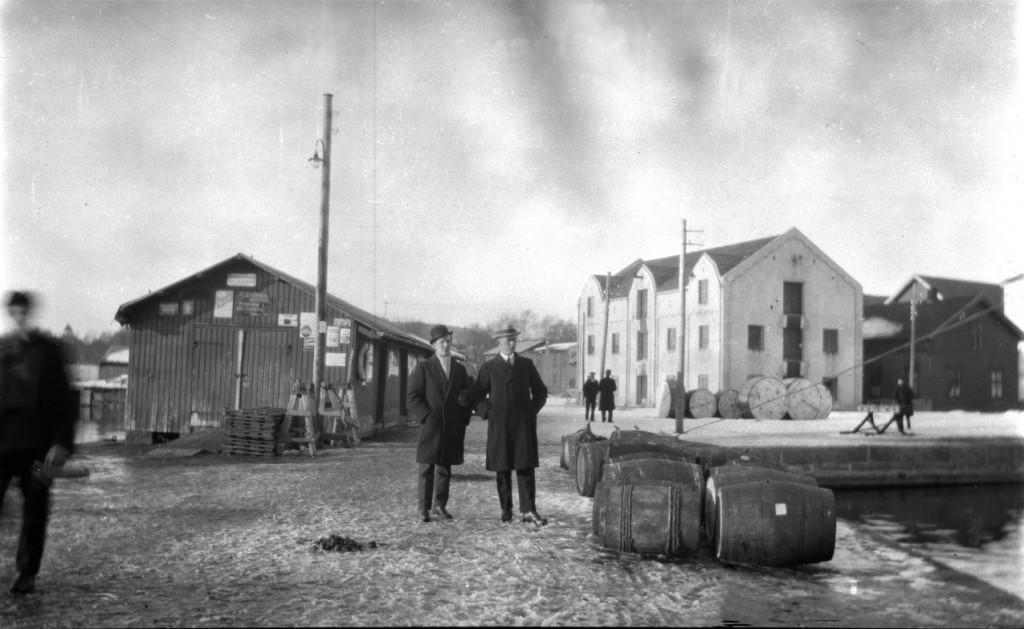 Bilde av Varehallen, Brygga