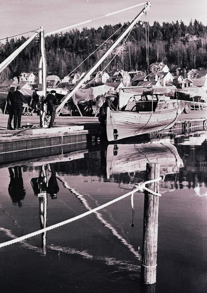 Bilde av Fra Kilen opplagsplass