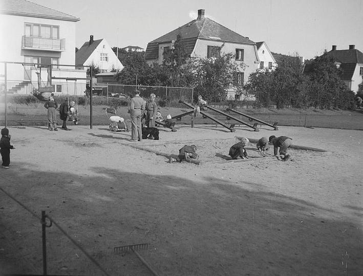 Bilde av Lekeplass / Dronningens gate 26