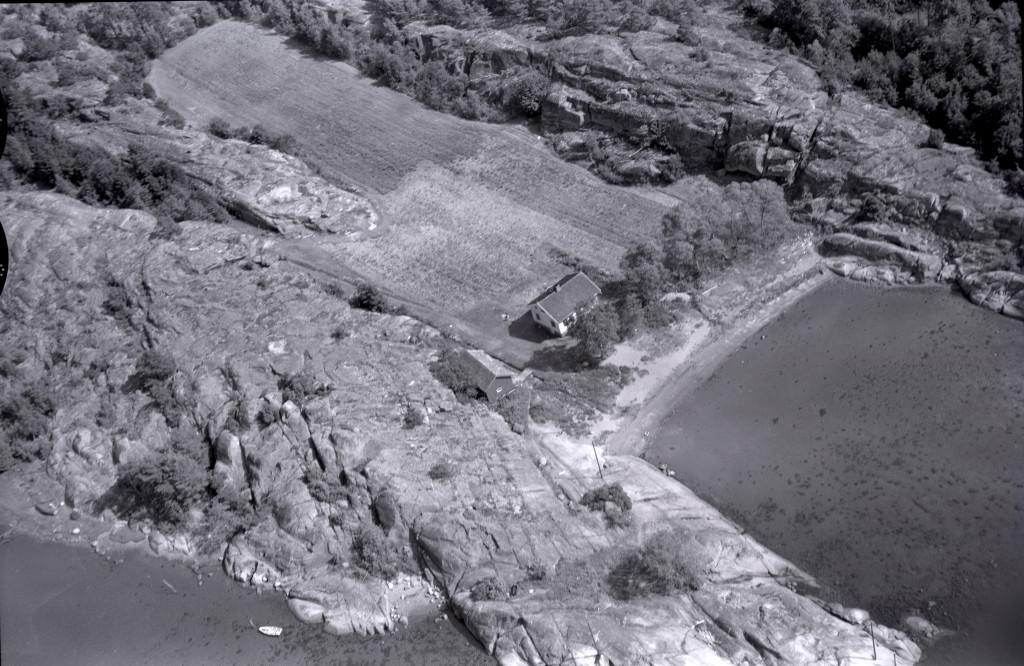 Bilde av Flyfoto av Berget / Flautangen