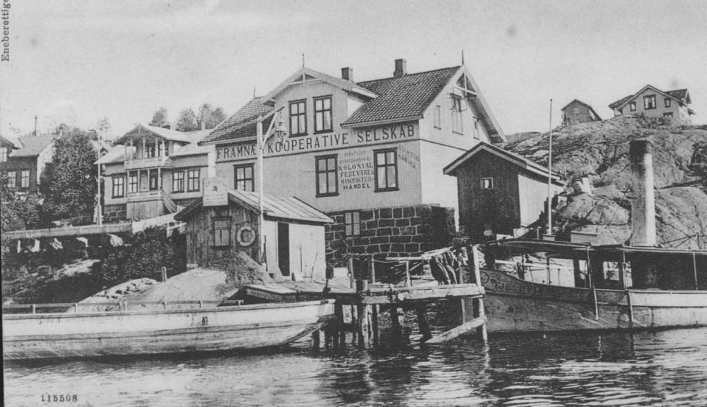Bilde av Framnæs kooperative Selskab
