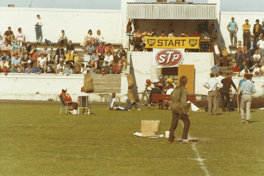 Bilde av Speedway på Stadion 1971