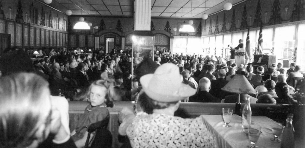 Bilde av Arrangement fra 1946