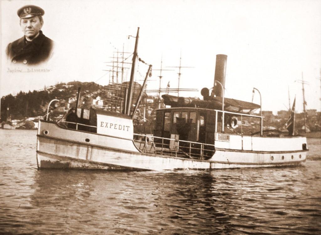 Bilde av Expedit - den allsidige båten