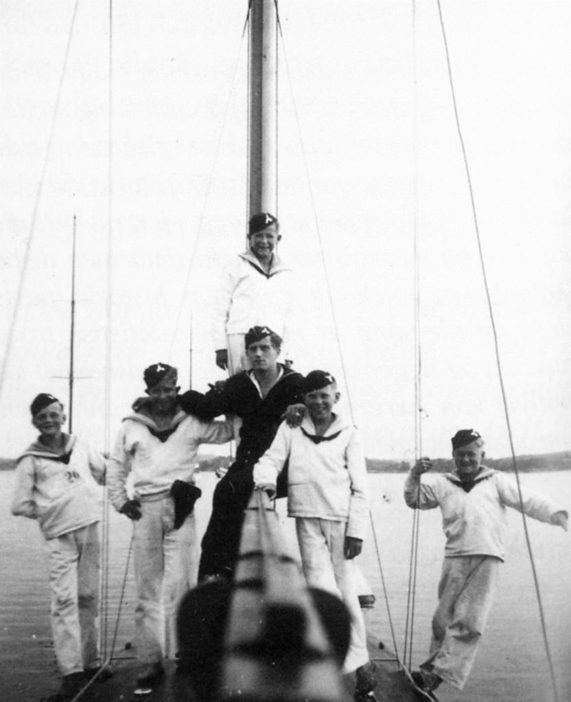 Bilde av Film fra Granholmen under andre verdenskrig