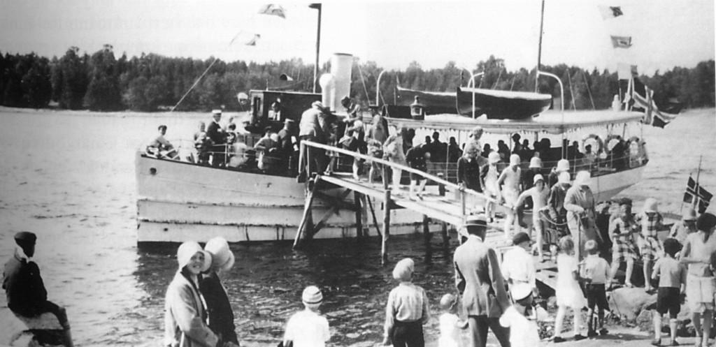Bilde av Fjordbåten D/S Stabil
