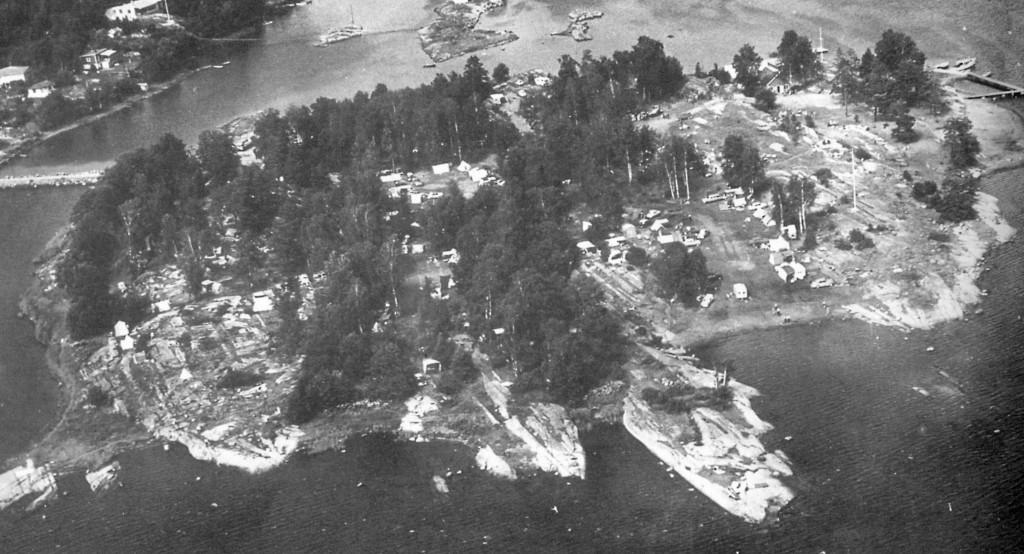 Bilde av Flyfoto 1962