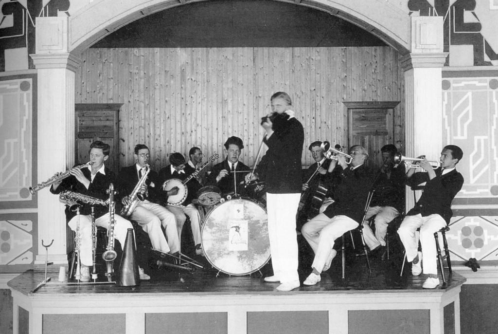 Bilde av Granholmen orkester