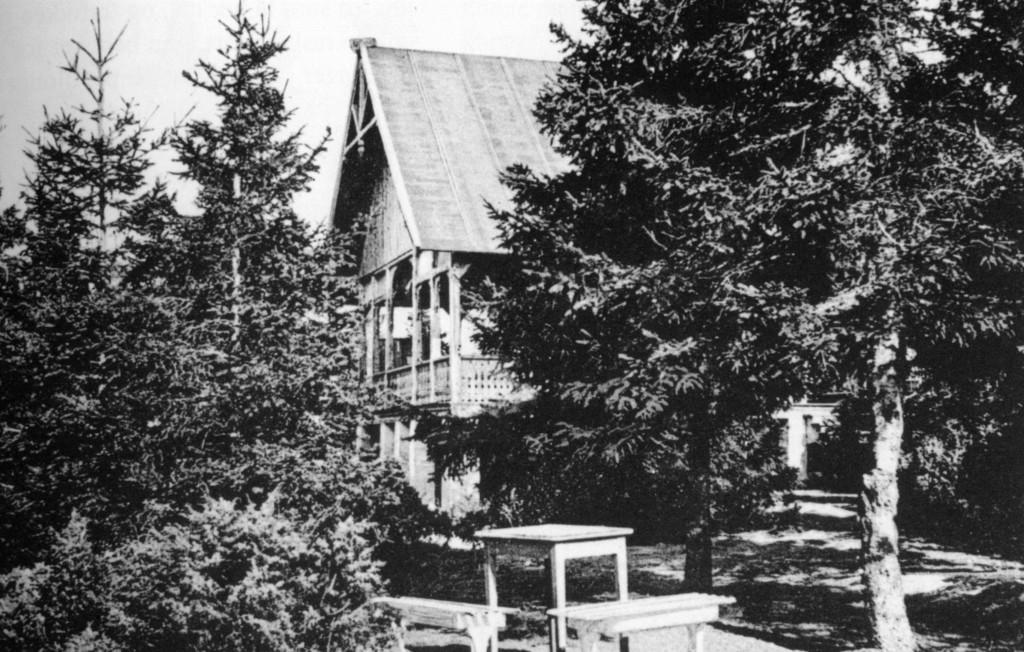 Bilde av Den første restauranten