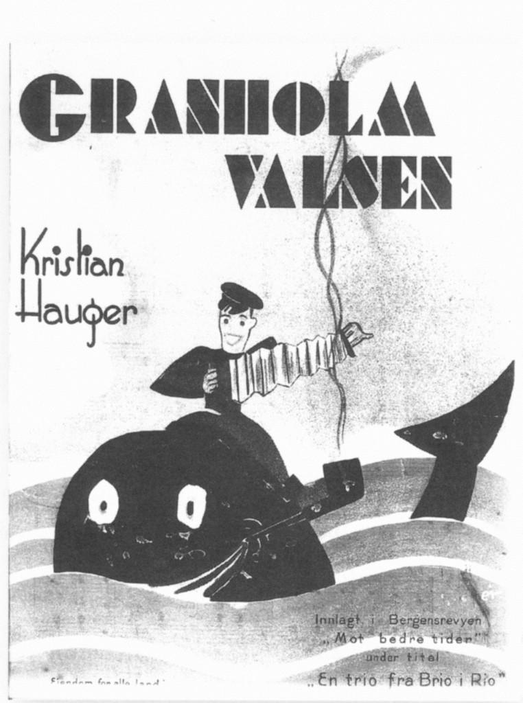 Bilde av Granholmvalsen