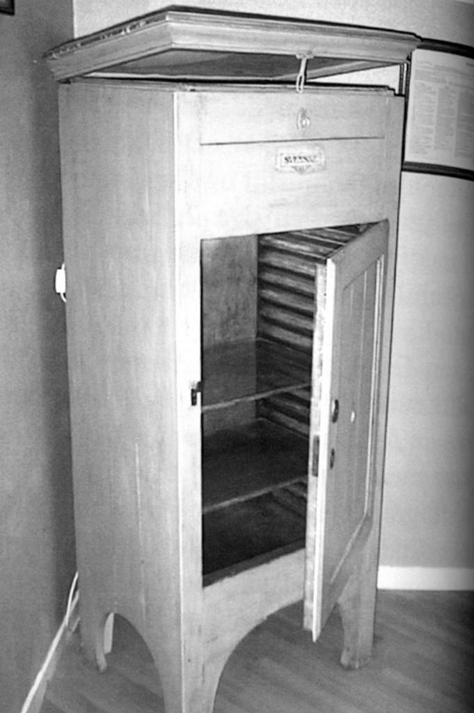 Bilde av Kjøleskap Granholmen fra slutten av 1920-tallet