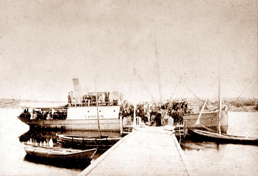 Bilde av Damskipet DS Laugen