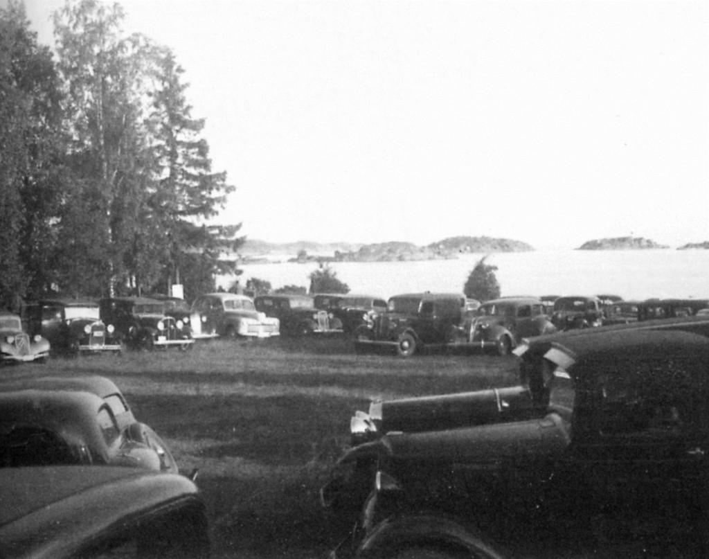 Bilde av Parkering på camping