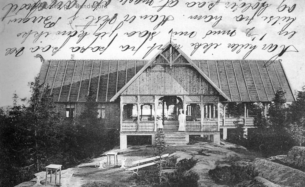 Bilde av Restaurantbygget Granholmen