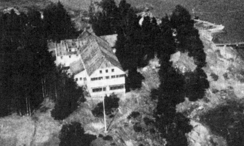 Bilde av Storslagent hotell