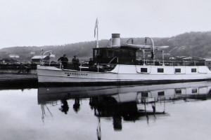 Bilde av Båter med anløp på Granholmen