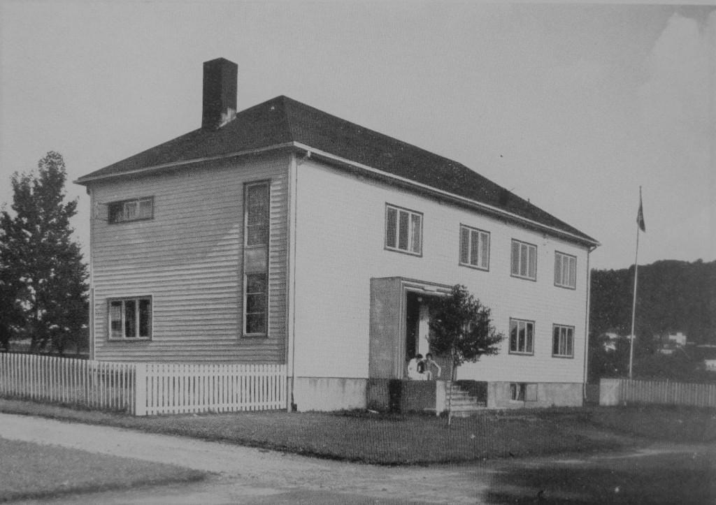 Bilde av Speiderhuset - Halvdan Svartes gate 16