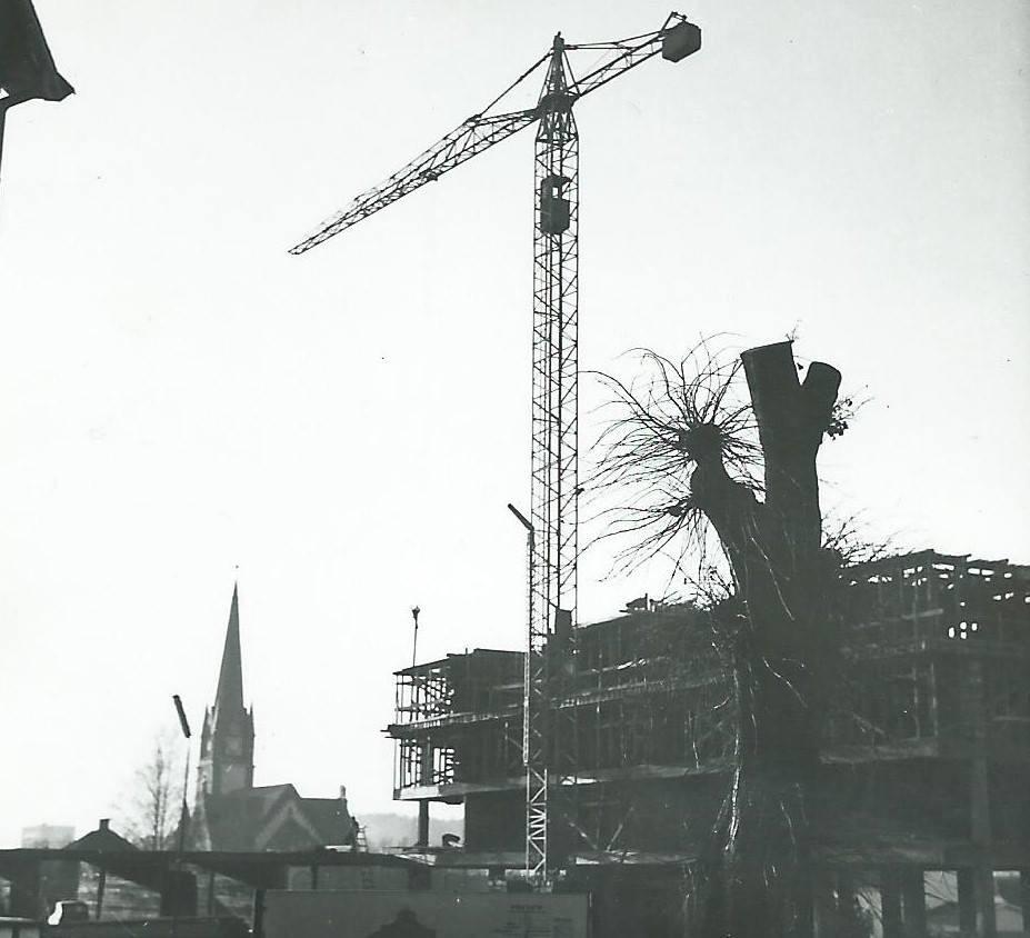 Bilde av Bygging av Jernbaneplassen 1 - 3