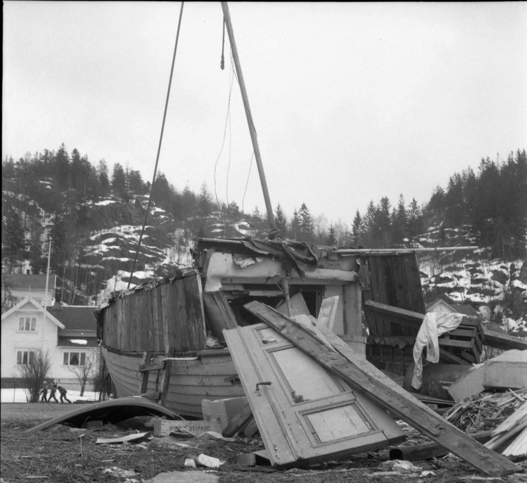 Bilde av Søppelfylling på Kilen