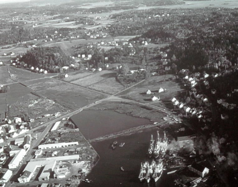 Bilde av Oversiktsbilde over Kilenområdet