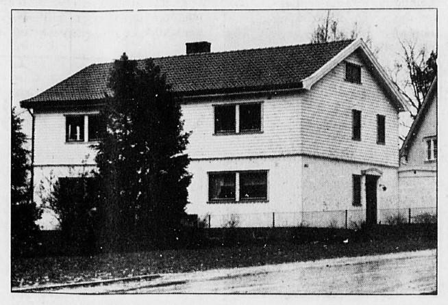 Bilde av Barnehjem / Lindgaards gate 1