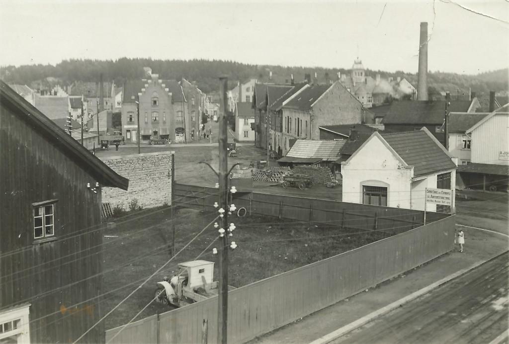 Bilde av Prinsens gate / Aagaards plass