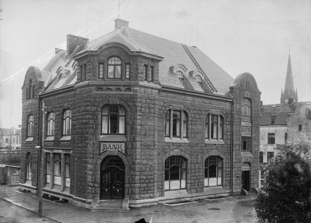 Bilde av Bankbygget / Rådhusgata 11