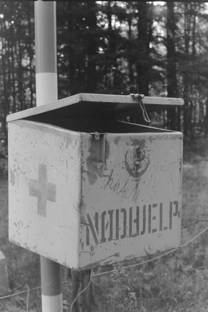 Bilde av Røde Kors førstehjelpkasse i Bjørnerudbakken