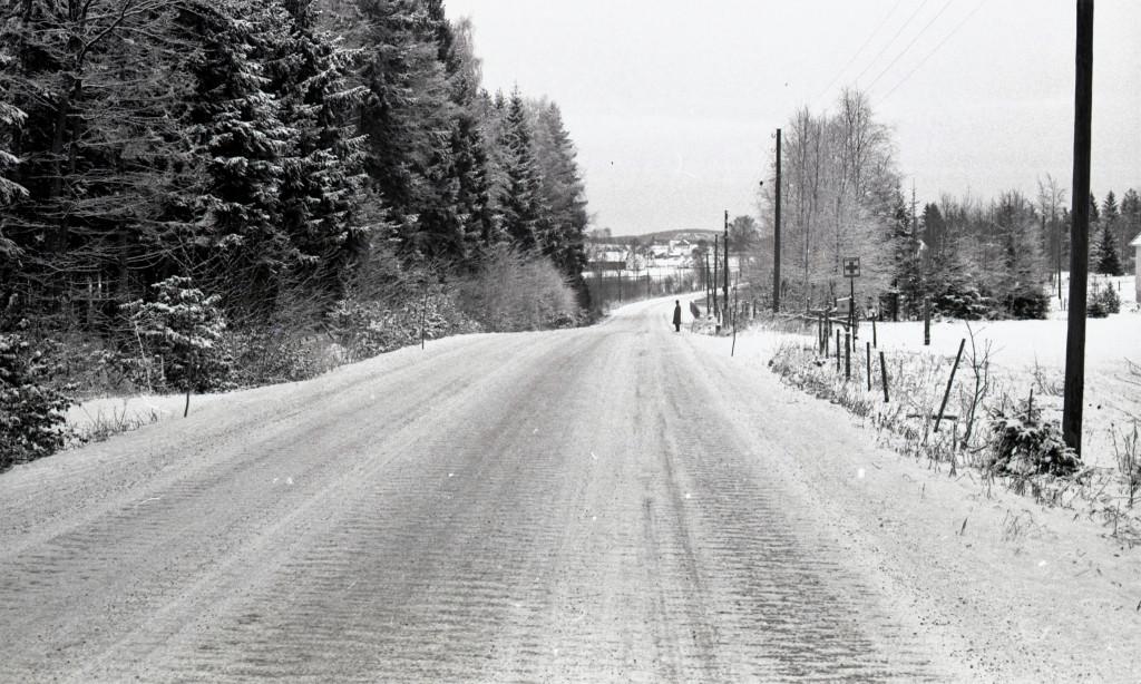 Bilde av Bjørnerudbakken på vinterføre