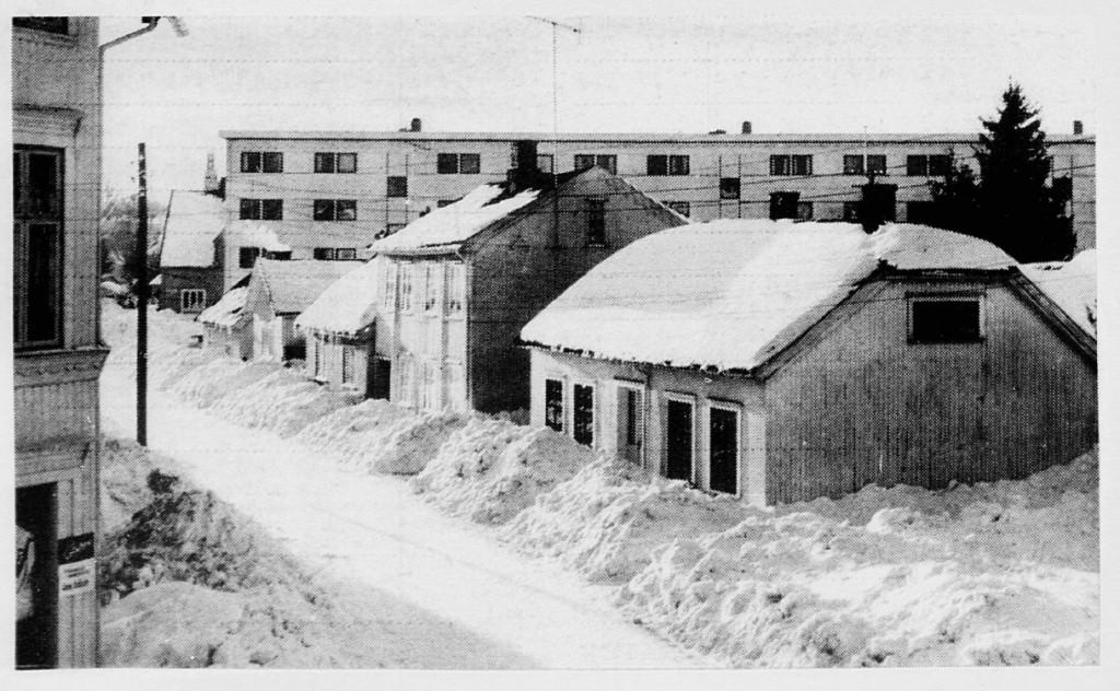 Bilde av Vinterbilde - Schrøeters gate 1