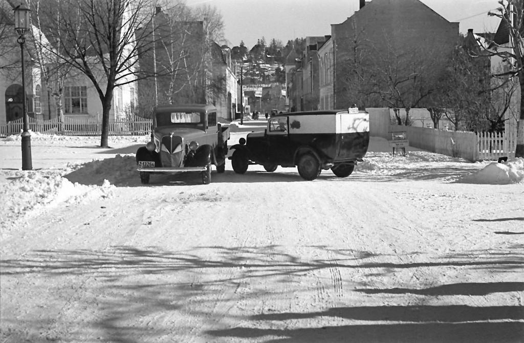 Bilde av Kollisjon / Stockfleths gate 8