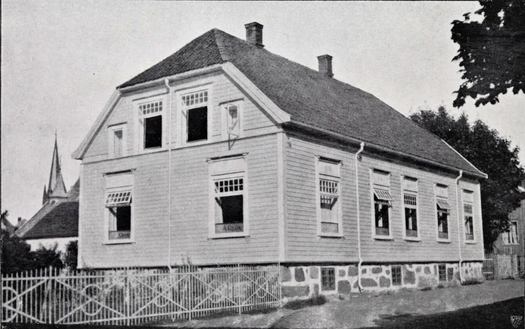 Bilde av Odberggården