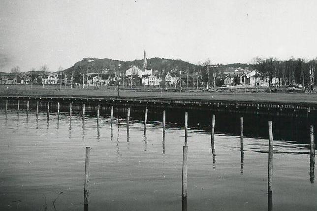 Bilde av Strandpromenaden med Hesteskoen