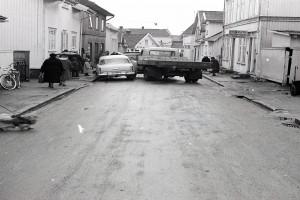 Bilde av Sverres gate - hele gaten