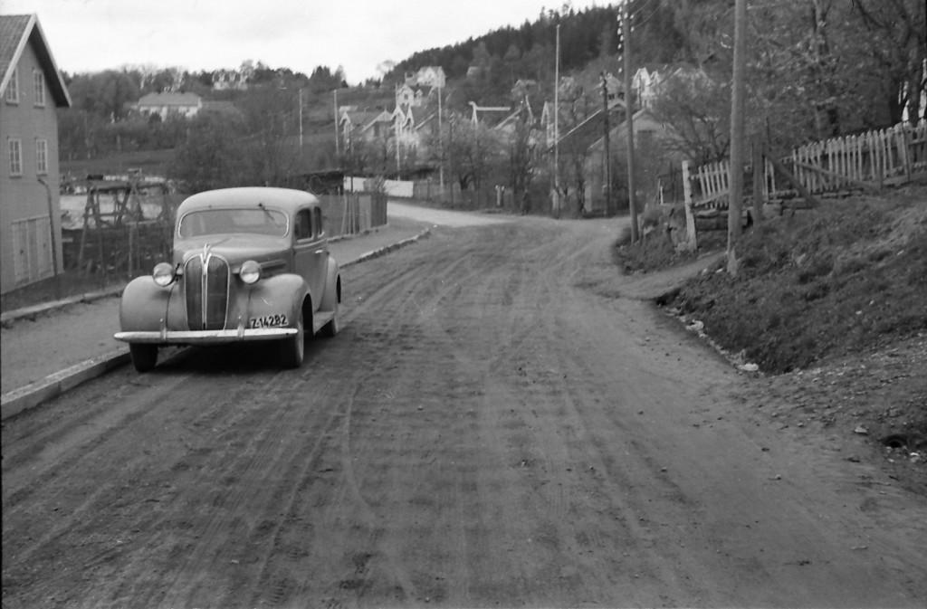 Bilde av Vesterøyveien / Kamfjord