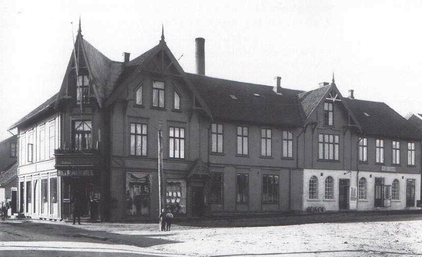 Bilde av Aagaards plass 1 - Meierigården