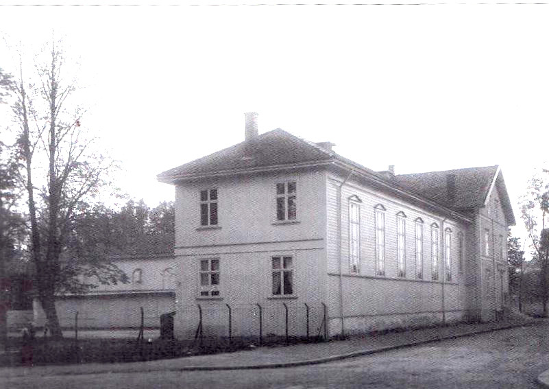 Bilde av Sositetsbygningen/ Badehusgaten 6