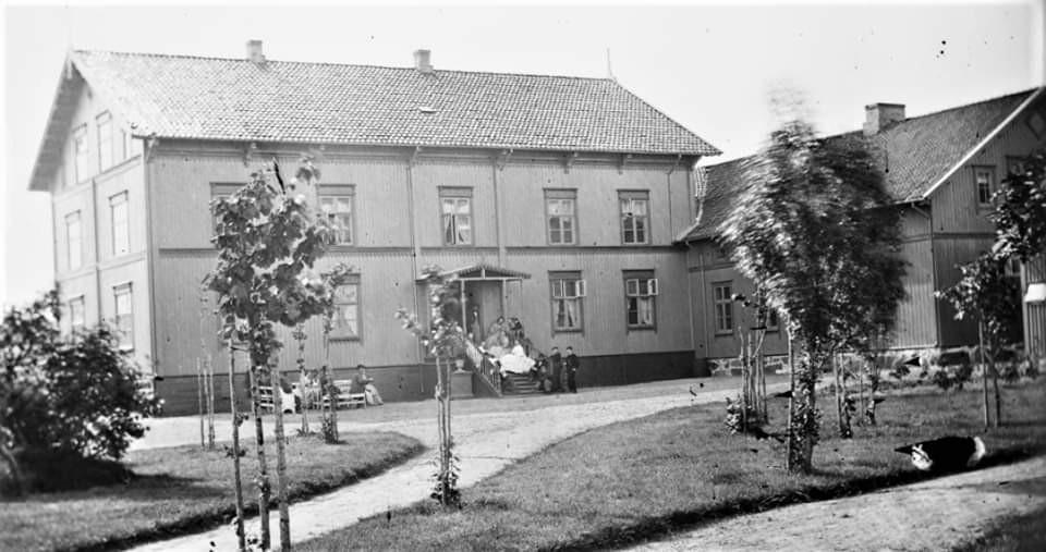 Bilde av Badehusgaden 9 - Sotitetsbygningen