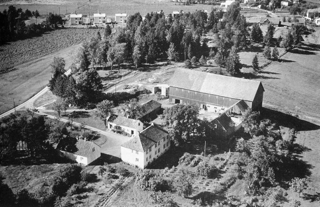 Bilde av Nordby gård/Brønnumveien 16