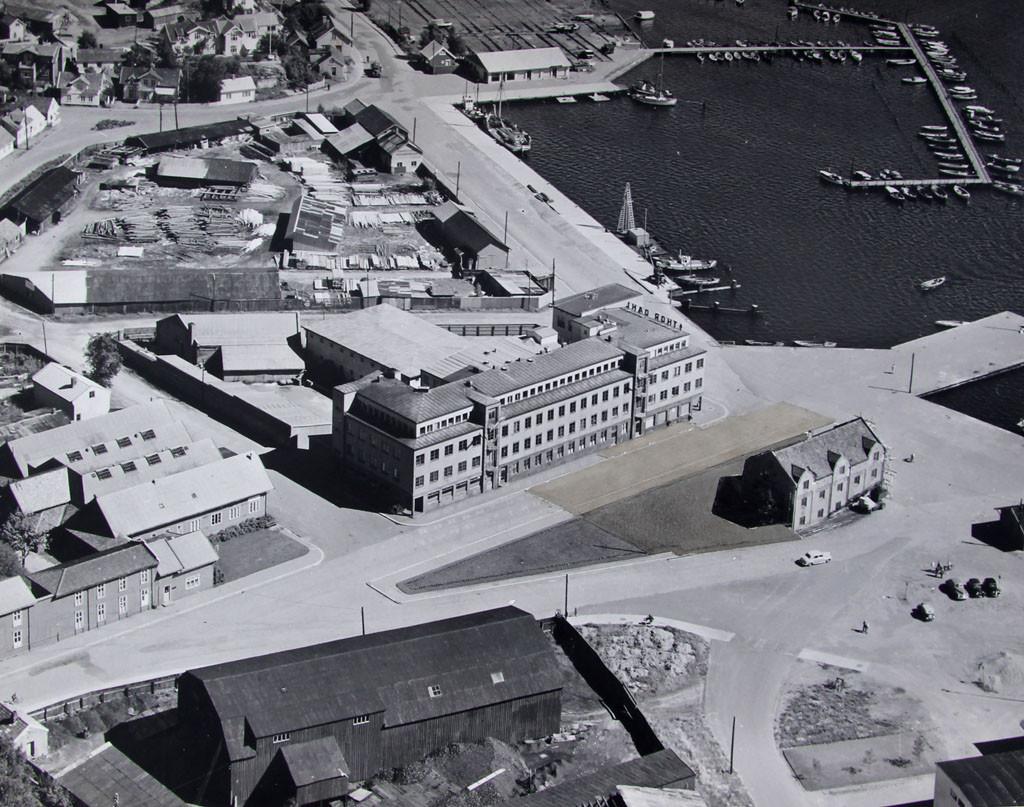 Bilde av Brygga  -  Oversiktsbilde