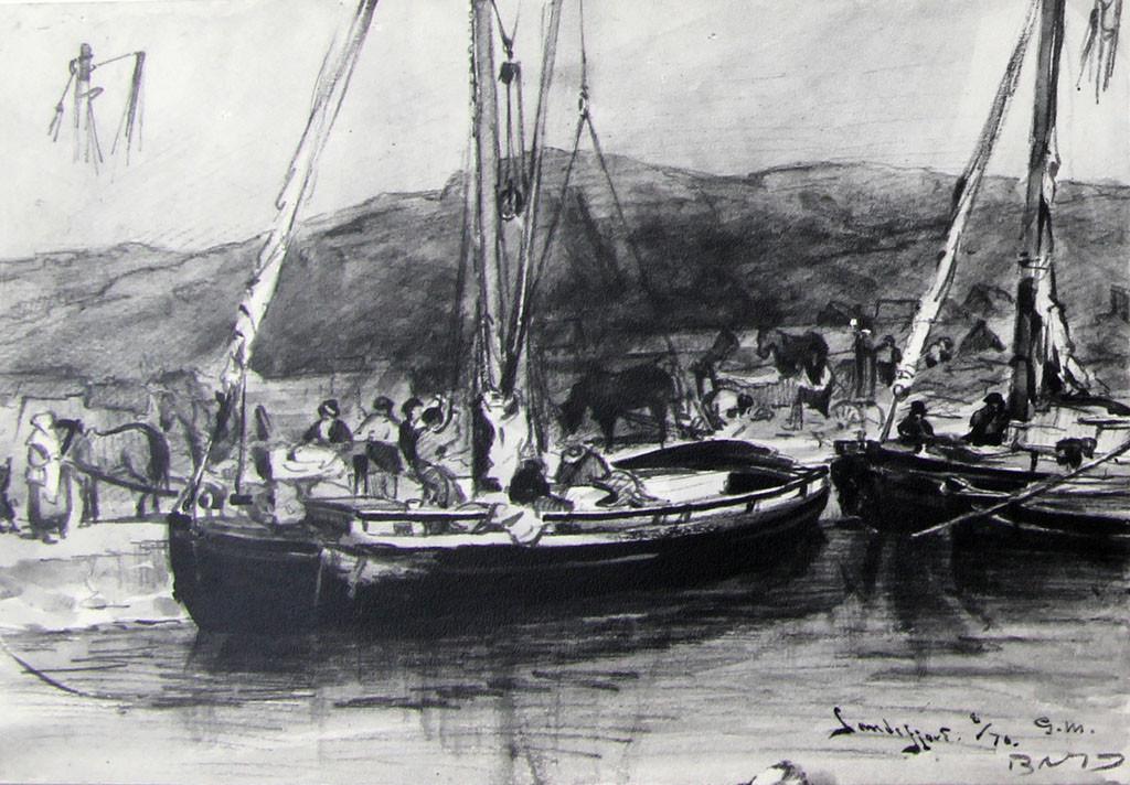 Bilde av Sandefjord Brygger 1876