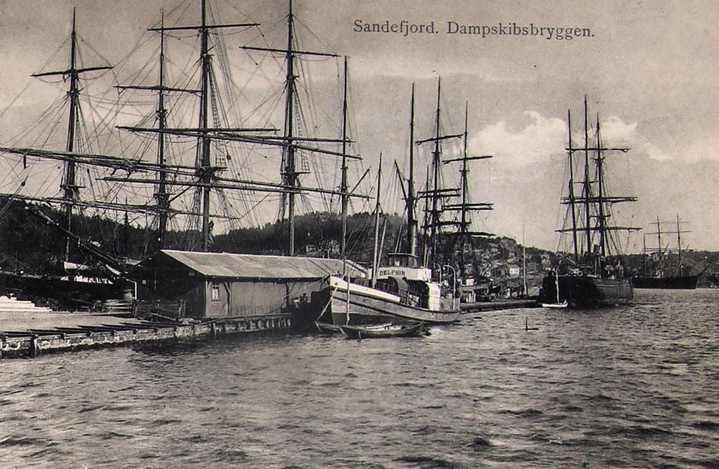 Bilde av Seilskuter ved Pir 1