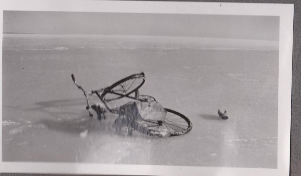 Bilde av Brygge og isfiske i indre havn